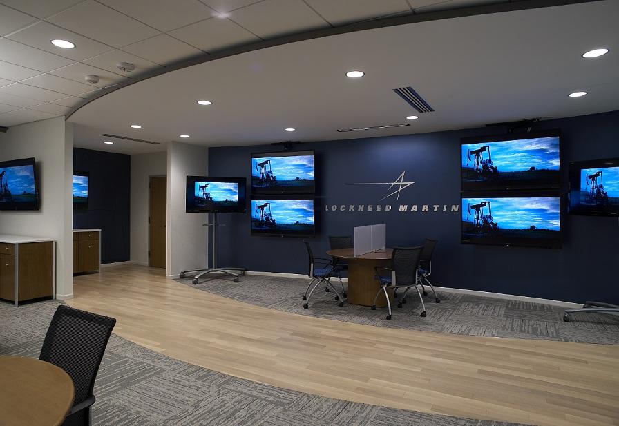 Lockheed Martin Innovation Center Mazzuca Contracting